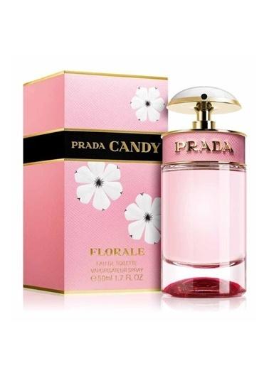 Prada Prada Candy Florale Edt Kadın Parfüm 50 Ml Renksiz